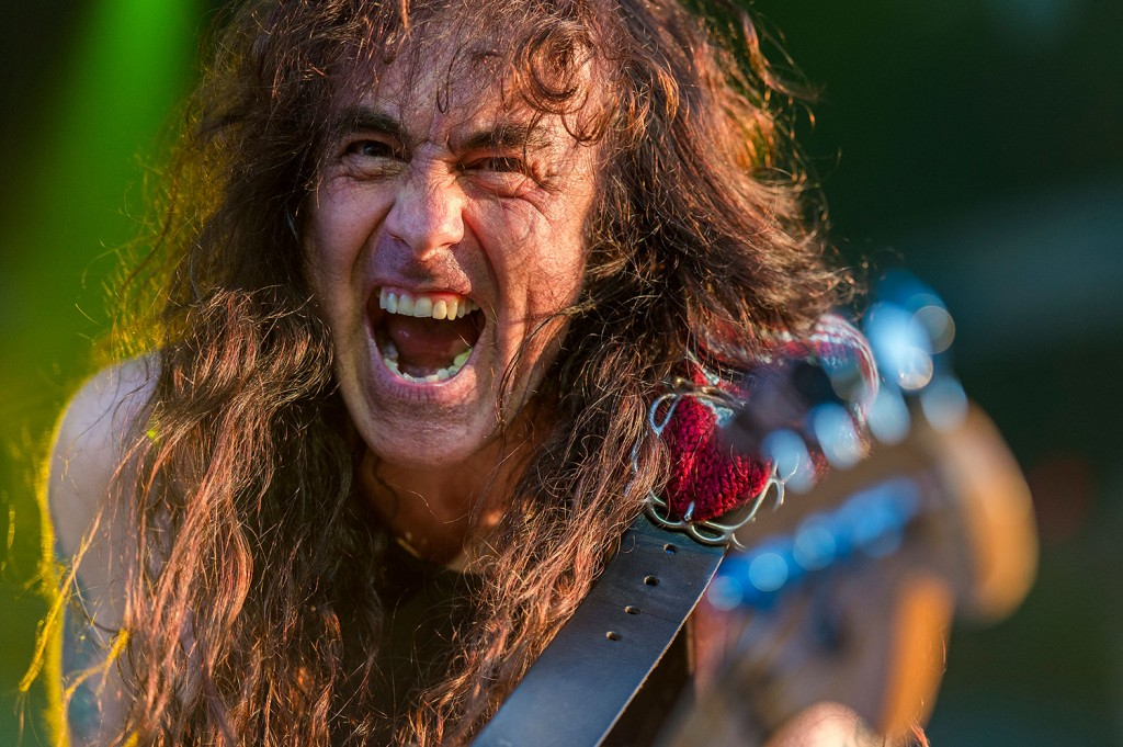 Manden bag succesen - Steve Harris