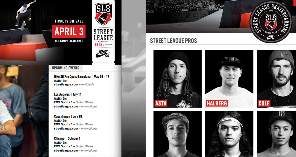 streetleague intro